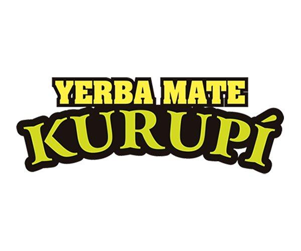 logo kurupi yerba mate