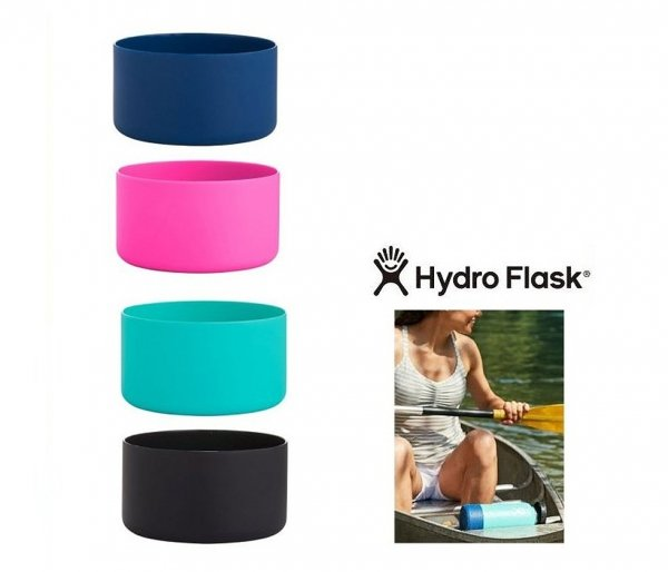 Podkładka silikonowa Hydro Flask Flex Boot Medium 9 cm watermelon