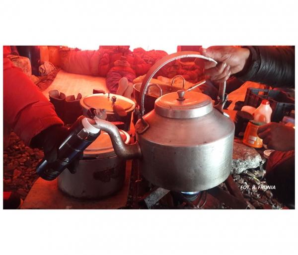 Kubek termiczny OUTER 440 ml K2 czarny