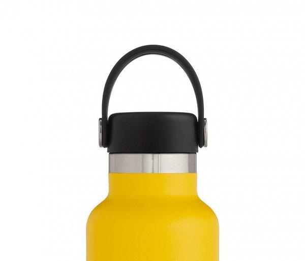 Butelka termiczna Hydro Flask 532 ml Standard Mouth Flex Cap sunflower vsco