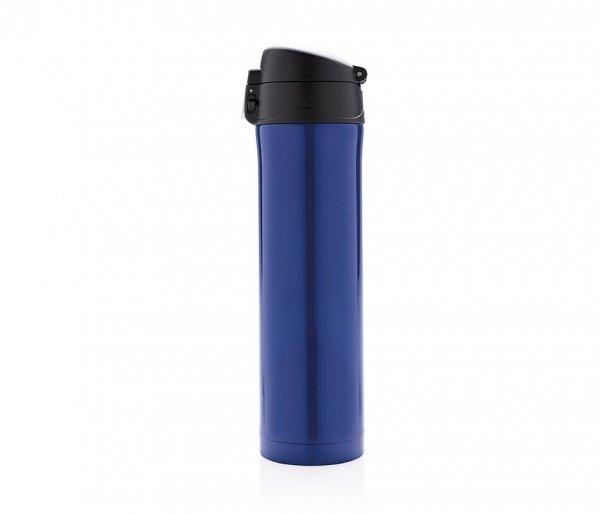 kubek termos outer2 450 ml niebieski szczelny