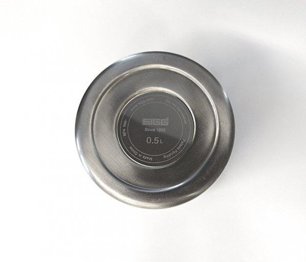 Termos na posiłek SIGG Food Jar Selenite 750 ml Gemstone stalowy