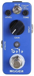 MOOER MDS 5 SOLO DISTORTION PEDAL