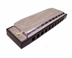HOHNER HARMONIJKA USTNA BLUES BAND 559/20 C