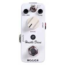 MOOER ME MDS 2 ,HUSTLE DRIVE, DISTORTION PEDAL