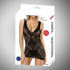 Body Pleasure - Luxury Gift Box - S/M - black TL140