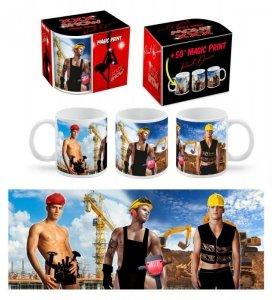 XXX SHOW - kubek Boss 300 ml - Robotnicy