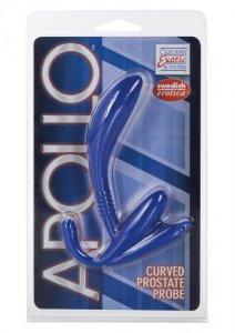 Plug/prostata-APOLLO CURVED PROBE BLUE
