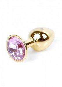 Plug-Jewellery Gold PLUG- Rose