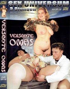 DVD-VERSAUTE OMAS