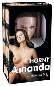 Dmuchana lalka Horny Amanda