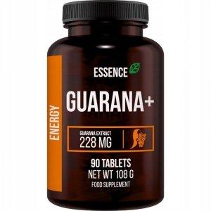 Guarana i Coffeina koncentracja energia odchudzanie 90tab