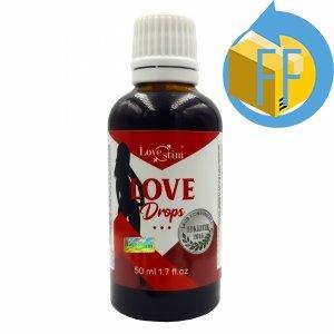 Love Drops 50ml niesamowicie mocne krople podniecające potężne składniki