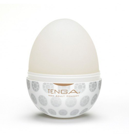 Tenga - Hard Boiled Egg - Crater