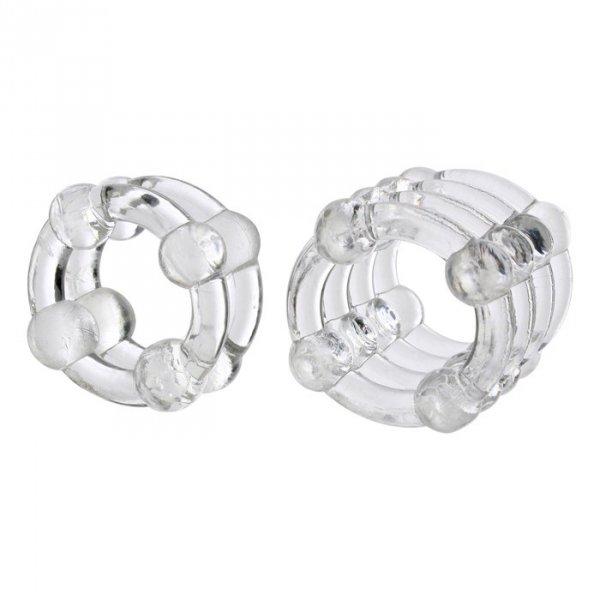 Pierścień-COLT ENHANCER RINGS CLEAR