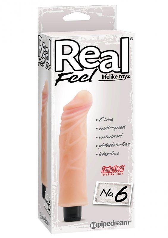 Wibrator-REAL FEEL LIFELIKE TOYS NO.6