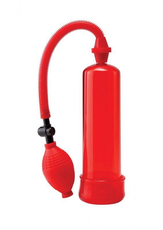 Pompka-PW BEGINNERS POWER PUMP RED