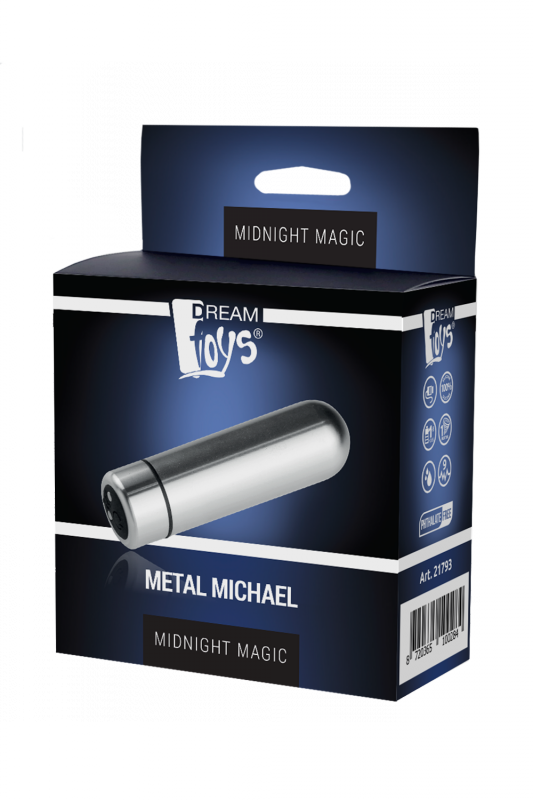 MIDNIGHT MAGIC METAL MICHAEL