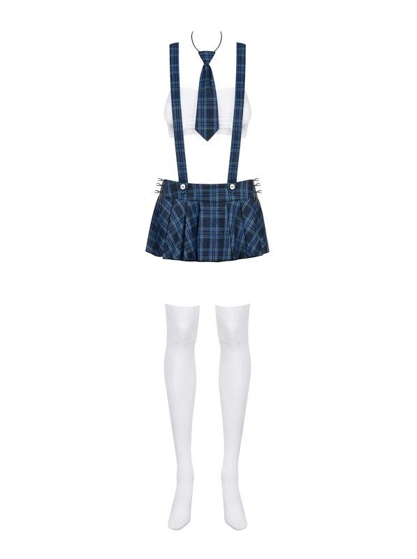 Bielizna-Studygirl kostium  S/M