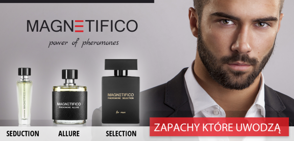 Pheromone SELECTION 100ml for manMAGNETIFICO