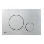Przycisk chrom-mat Thin M672