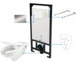Vital Zestaw podtynkowy WC 6w1 dla niepełnosprawnych