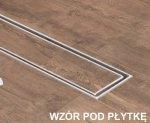 Odpływ liniowy 60 cm do zabudowy pod płytkę XMD010