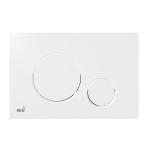 Przycisk biały-połysk Thin M670