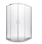 Kabina prysznicowa asymetryczna Modern 185 120x90 cm