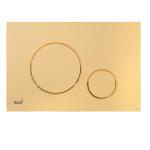 Przycisk złoty-połysk Thin M675
