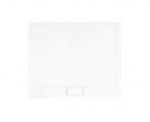 Brodzik prostokątny Axim Ultraslim biały 100x80