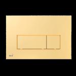 Przycisk złoty połysk Thin M575