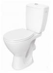 WC Kompakt 206 3/6 Kaskada Odpływ Poziomy + deska