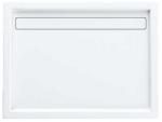 Brodzik prostokątny 90x100x6,5 Camparo Stabilsound Plus