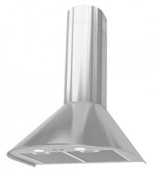 WYPRZEDAŻ Okap kuchenny kominowy LIGIA chrom 60 cm