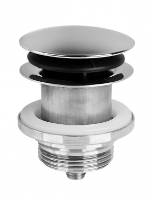 Korek McAlpine do umywalki klik-klak chrom CWP60CB