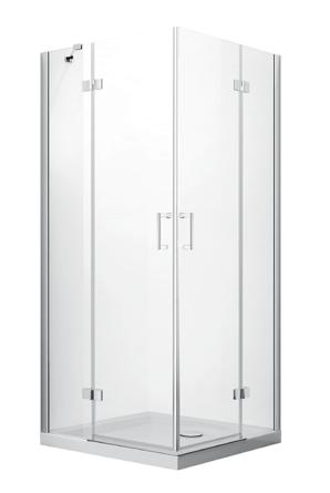 Kabina prysznicowa kwadratowa Viva 195 90x90 cm narożna