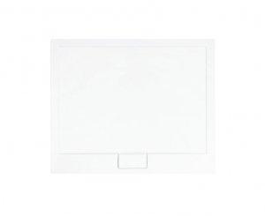 Brodzik prostokątny Axim Ultraslim biały 120x90