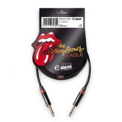 Kabel instrumentalny Adam Hall The Rolling Stones® - Neutrik 6.3 Jack - Jack mono 3mb