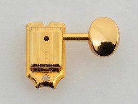 Klucze gitarowe Kluson Vintage M6V0G GOLD