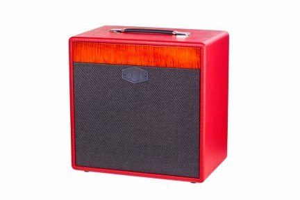 Obudowa kolumny 1x12 Exclusive RED