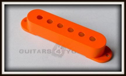 Osłona przetwornika single-coil (52mm) ORANGE