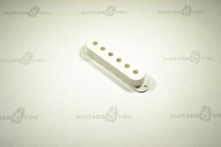 Osłona przetwornika single-coil (48mm) WHITE