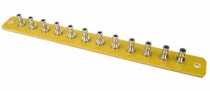 Płytka Turret Board 143x12x2 12 pin