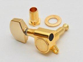 Klucze gitarowe Kluson  MS33G GOLD 3+3