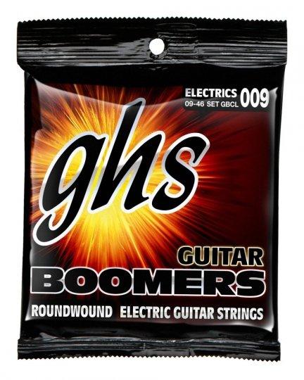 Struny GHS GBCL Boomers  09-46 set elektryk
