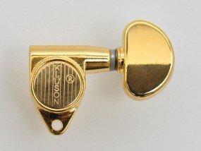 Klucze Kluson MG33G GOLD 3+3 TYP Grover