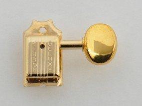 Klucze gitarowe Kluson Vintage MC6LG GOLD