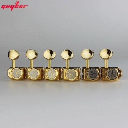 Klucze blokowane 6L TYP Vintage STRAT GOLD
