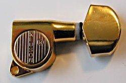 Klucze gitarowe Kluson  MS6LG GOLD